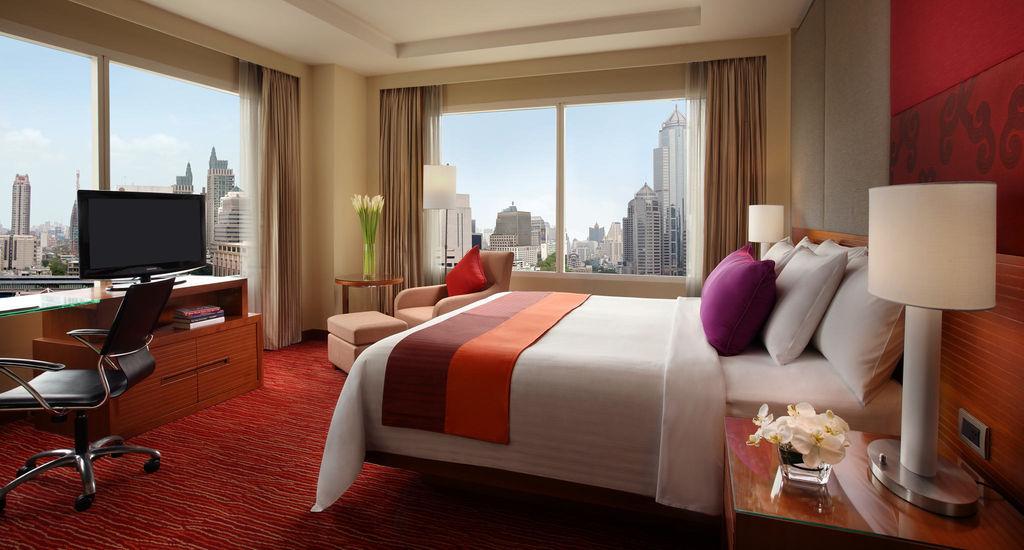 هتل 4 ستاره کورت یارد بای ماریوت در بانکوک