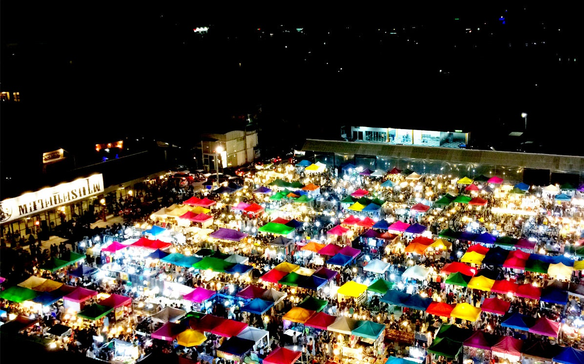 جاذبه های کمتر شناخته شده تایلند