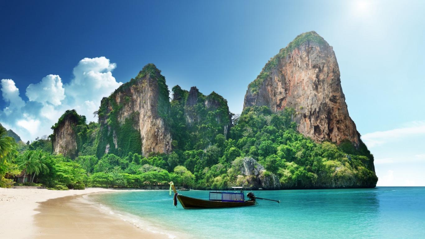 سواحل تور تایلند