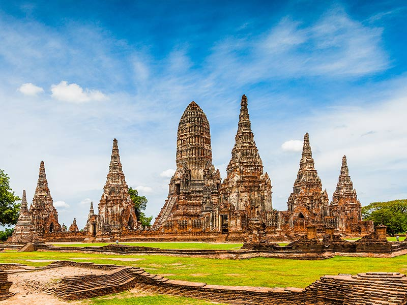 جاذبه های اصلی تور تایلند
