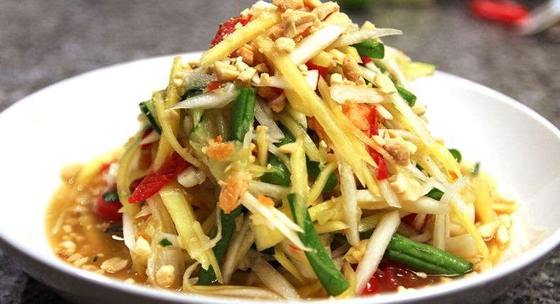 غذاهای بانکوک
