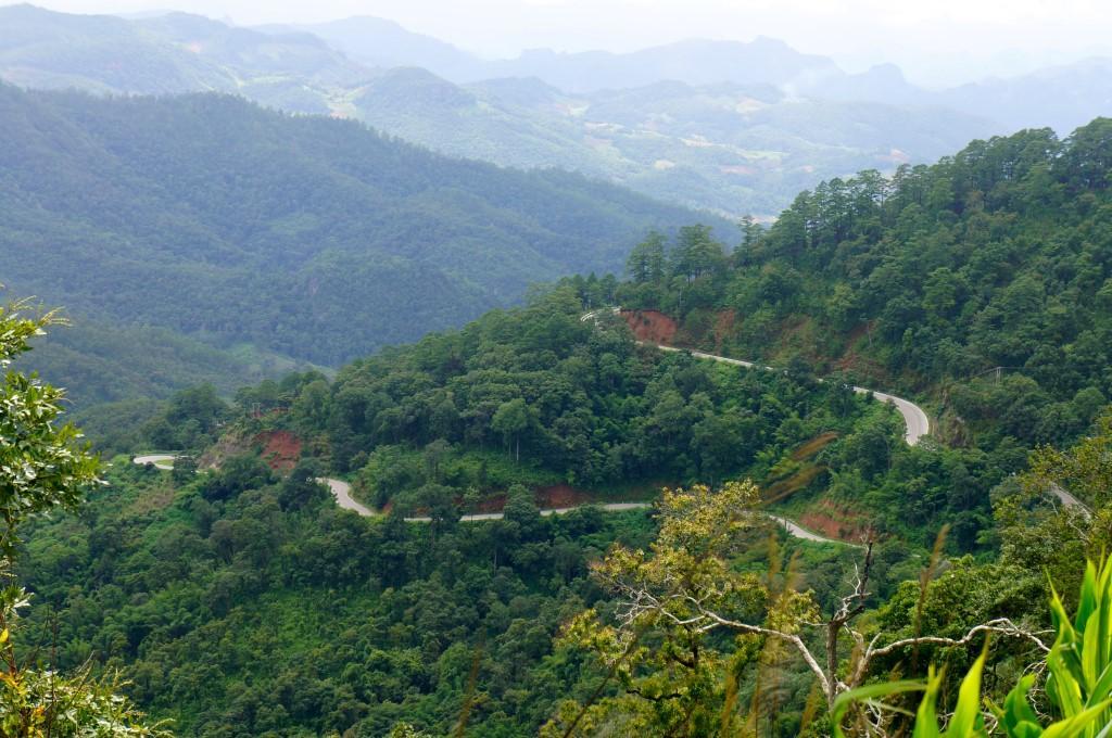 بهترین مسیرهای راه نوردی در تایلند