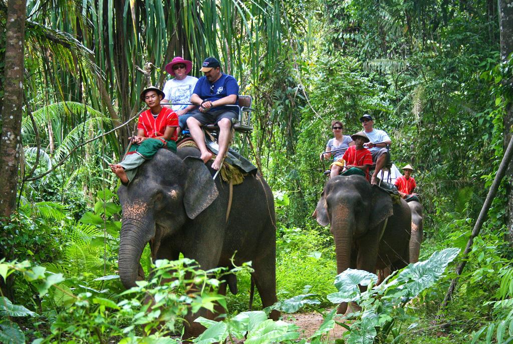 پارک ملی Khao Phra Thaeo