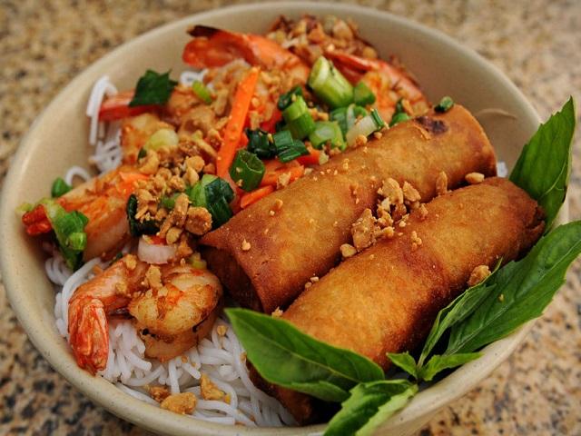 غذاهای تایلند