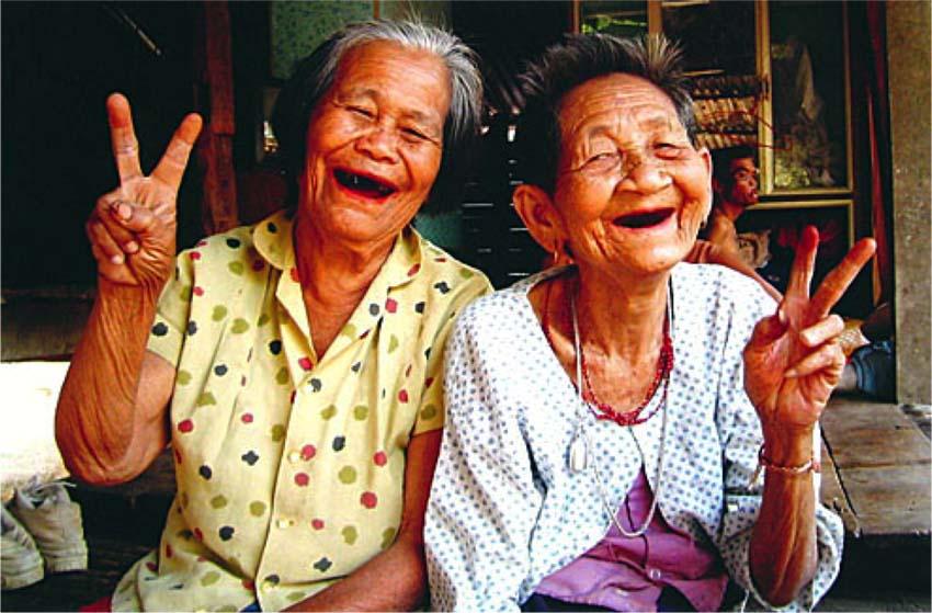 تایلند سرزمین لبخندها